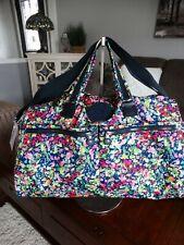 KIPLING NWT Itska Large Weekender Duffle Bag Sweet Bouquet $223.00