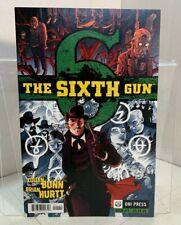 The Sixth Gun #1 (2010) 9.0 VF/NM Bunn/Hurtt - 1ST PRINT