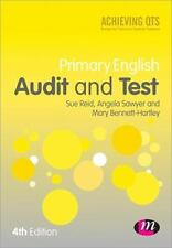 PRIMARY ENGLISH AUDIT AND TEST - NEW PAPERBACK BOOK