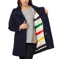 SALE NEW  Pendleton Ladies' Water Resistant Wool Jacket VARIETY SIZE & COLOR B14