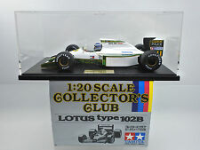 TAMIYA 1/20 SCALE 23001-9800 COLLECTOR'S CLUB LOTUS TYPE 102B