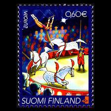 """Finland 2002 - EUROPA """"Circus"""" Art - Sc 1176 MNH"""
