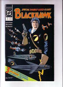 BLACKHAWK #7 (VF-NM) 1989