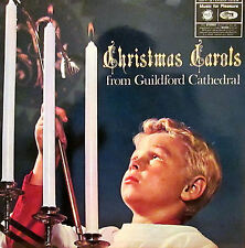 Christmas Carols from Guildford Cathedral 1966 EXCELLENT (MFP 1339 Stereo)