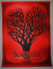 EMEK Devotchka Denver Concert Tour Poster Print 2012 Signed Numbered Art