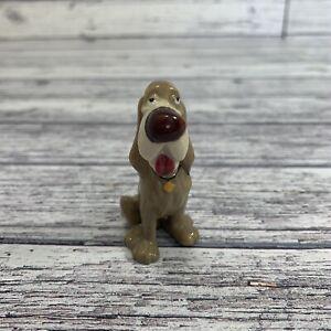 Wade Disney Trusty Dog Lady And The Tramp Figurine