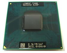Intel Core Duo T3400 2.16GHz laptop CPU processor SLB3P