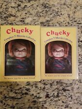 Chucky Complete 7-Movie Collection (DVD) 3d slipcover Complete EUC FREE SHIP