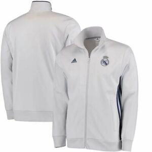 Real Madrid Track Jacket by Adidas Spain La Liga NWT Soccer Football size 2XL