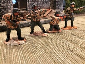 CONTE GERMAN INFANTRY PRO PAINTED TO MATCH THE HIGH STANDARD OF THE METAL FIGS