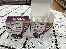 Nutri-Sky Cell Food Enhance 200X USE DAILY 6 BOTTLES IN ONE BOX