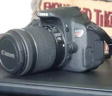New listing Canon Eos Rebel T5i 18.0Mp Digital Slr Camera & 4 Lenses