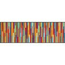 Wash+Dry Fußmatte Mikado Stripes 60x180 cm Neu