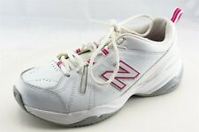 New Balance 608 Size 8 D White Lace Up Running Synthetic Wmn Shoe