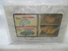 Schuco Piccolo-Set Deutsche Post VW Käfer BMW Isetta  WT225