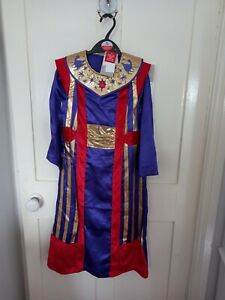 BNWT Tu - Boy's Wise Man Nativity fancy dress costume, aged 5-6 yrs