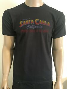 SANTA CARLA T SHIRT THE LOST BOYS FILM RETRO VINTAGE 1980'S CULT FANDOM BIRTHDAY