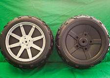 **NEW** Peg Perego Polaris Ranger RZR Rear Wheel (Set of 2) Tires