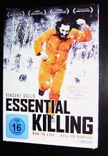 ESSENTIAL KILLING DVD SCHNELLER VERSAND  NEU & OVP