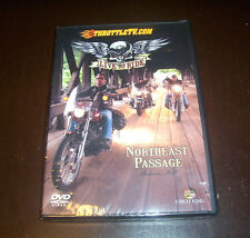 LIVE TO RIDE Northeast Passage Laconia Motorcycle Rally ThrottleTV.com DVD NEW