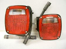 Dodge Factory OEM MOPAR Commercial Tail Lamps Lights Universal Trailer