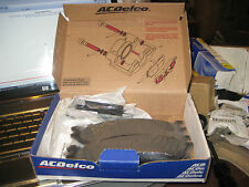 """AC DELCO DURASTOP BRAKE PADS PART # 17D802MH GM PART # 19288604"""" NEW OLD STOCK """""""