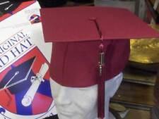 """cappello da laurea """"tocco"""" tesi università bordò"""