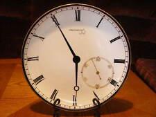 Department 56 Clockface Porcelain Plate Very Rare D56