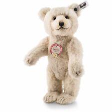 STEIFF TEDDY BABY REPLICA 1929 9.8 inches ALPACA BEAR with SQUEAKER - NRFB NEW