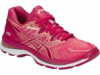 Asics Gel-Nimbus 20 Running shoes Bright-Rose Pink/Apricot [T850N-2121] Womens 5