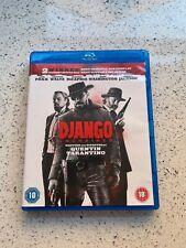 Django Unchained Mint Condition - UK Blu Ray