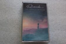 Riverside - Love, Fear and the Time Machine - Blue cassette  - POLISH RELEASE