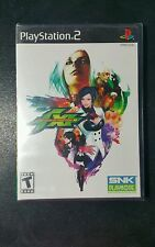 King of Fighters XI (Sony PlayStation 2, 2007)