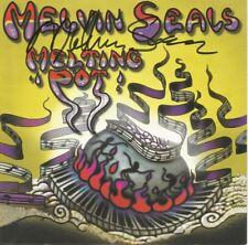Melting Pot * by Melvin Seals (CD, 2005, Rainman) Original Signed