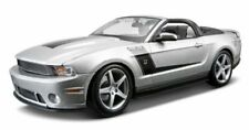 FORD MUSTANG ROUSH 427R 2010 SILVER MAISTO 31669 1/18 1:18 SILBER ARGENT