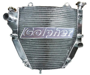 BMW K1600 GT K1600 GTL 10-16 RADIATOR, NO THERMOSTAT - REPLACED WITH FILLER NECK