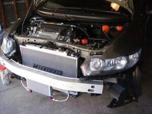 Mishimoto Performance Full Aluminum Radiator for 2006-2011 Honda Civic Si