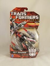 Transformers Generations Classics Deluxe Sky Shadow Blackshadow MOSC