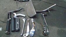 Lot of Harley Davidson Grips, Peg, levers..etc