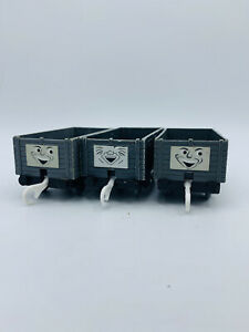 3pc Lot TROUBLESOME TRUCKS Thomas Train Friends Trackmaster 2002-2009 Various