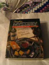 Murder Mystery Party Dinner Game (Wine & Murder) in box L00k