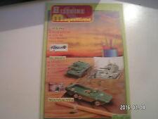 *** Histoire et Maquettisme N°15 Char démineur T1 E3 M1 / B 52 G Stratofortress