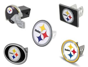 Pittsburgh Steelers Hitch Cover - NFL Football - PICK YOUR STYLE