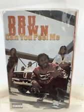 Dru Down Can You Feel Me (Cassette Single) New