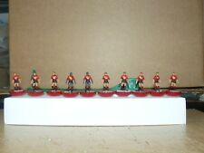 Manchester United 2018/19 SUBBUTEO TOP SPIN TEAM