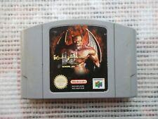 Jeu Nintendo 64 / N64 Game Killer Instinct Gold PAL retrogaming original *