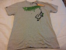 BLOMOR HOT WHEELS T-SHIRT Sz XL GREY GASOLINE RETRO STYLE RARE SLIM FIT