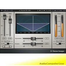 Waves S1 STEREO IMAGER Enhancer Audio Software Plugin NEW