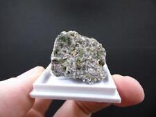 FD MINERALS: Pumpellite, Clinozoisite and Oligoclase - Castellón - Spain - er245