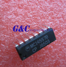 10PCS MC14557B  DIP IC MOTOROLA NEW GOOD QUALITY